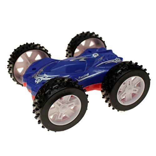 Fahrzeuge Überschlag Speed-Racer blau