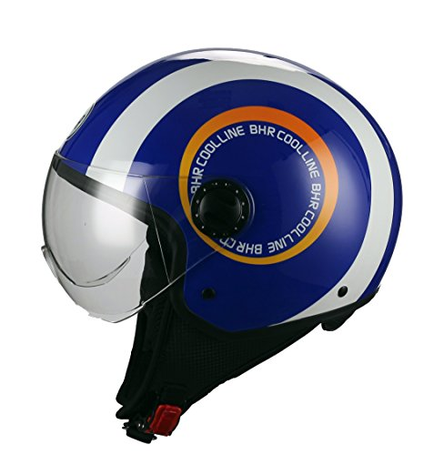 BHR-92597-Casco-Moto-Demi-Jet-Linea-One-801-XL-60-cm-COOL-LINE-F