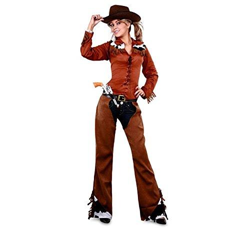 Imagen de disfraz de vaquera para mujer