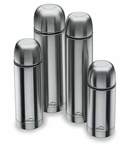 Lacor 62444- Recipiente termo 1,00 lt inox 18/10