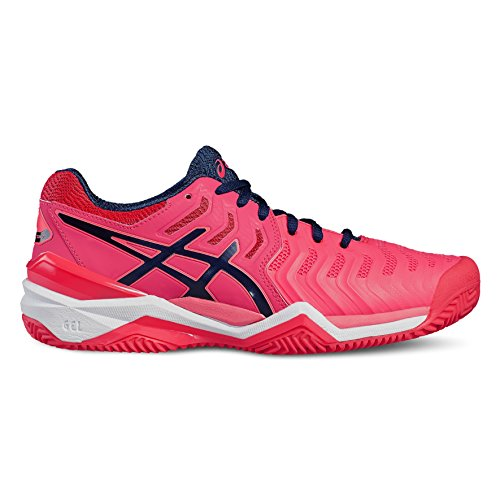 Asics Damen Tennisschuhe Outdoor Gel Resolution 7 Clay pink (315) 37EU