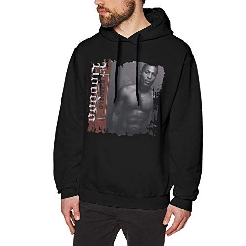 Men Hoodie D'Angelo Voodoo Shirts Casual Black Sweatshirt