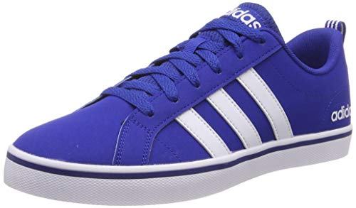 brand new 417ed 9a964 adidas Men s Vs Pace Basketball Shoes, Blue Collegiate Royal FTWR White Core  Black
