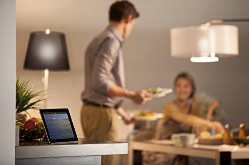 Philips Lux – LED personal wireless lighting – 2 x 9 W, EEK A+,  A19 E27 – Starter Kit inklusive hue Bridge 8718291744795 - 4