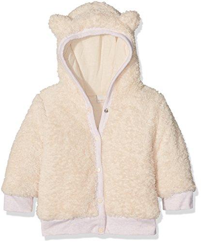 Esprit Kids Unisex Baby Sweatshirt Sweat Shirt, Weiß (Off White 110), One size (Herstellergröße: 56)
