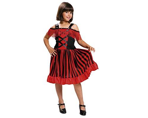 My Other Me–Kostüm Can-Can (viving Costumes mom00882) 3-4 años (Zigarette Mädchen Halloween Kostüme)