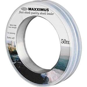Fladen Maxximus indispensable indispensable Flexible Choc 50m 0,80mm 35kg ligne de FLADEN [e89402] (poetae Novi Eco Edition)
