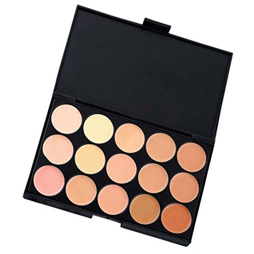 Hrph 15 Couleur Mode féminine maquillage professionnel Palette cosmétique Contour Correcteur Maquillage Crème