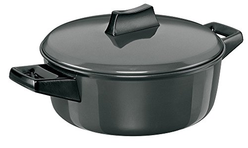 Futura Hard Anodised Cook-n-Serve Bowl, 2 Litres