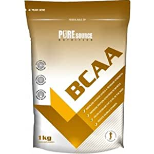 Pure Source Nutrion Pure BCAA 2:1:1 500g Powder