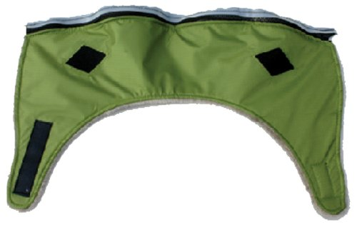 Preisvergleich Produktbild Trabajo TOYO cubierta del odo montada en el casco para el fro diadema montado verde No.DX-4 (japn importacin)