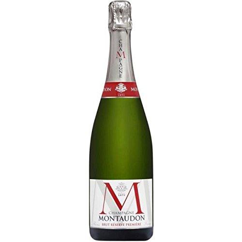 Champagne - MONTAUDON Réserve Premiere Champagne brut - 75 cl - 12 %