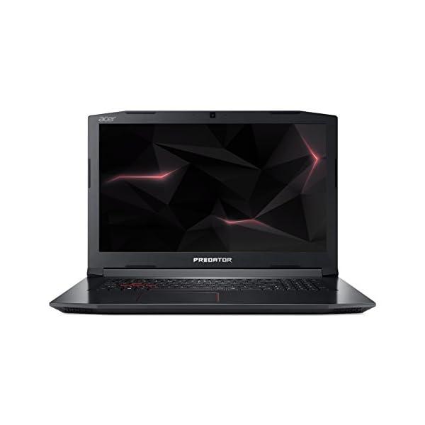 Acer Predator Helios 17.3-Inch Laptop – (Black) (Intel Core i5-8300H Processor, 8 GB RAM, 1 TB, 128 GB Hybrid (HDD/SDD), 4 GB Nvidia GeForce GTX 1050Ti Graphics, Windows 10) 41z 2BROirfuL