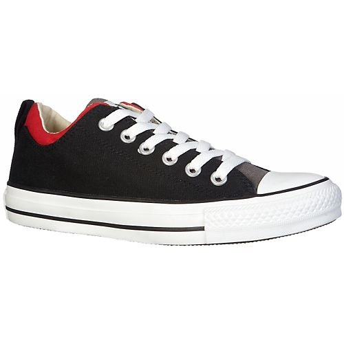 Converse Chuck Taylor double collier Ox Black