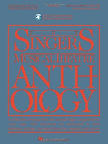 Singer's Musical Theatre Anthology - Volume 1: Mezzo-Soprano Book/2 CDs Pack