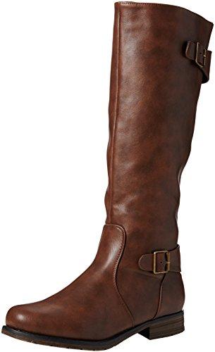 Lotus Women's Pilot Ankle Riding Boots, Brown (Brown)6 UK (39 EU)