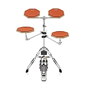 PPK-5 Practice Pad Drum Kit by Gear4music