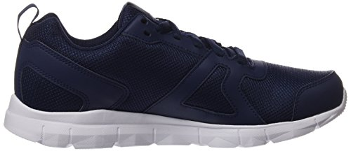 Reebok Fithex Tr, Sneakers basses homme Bleu (Collegiate Navy/White)
