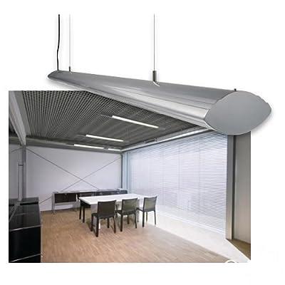Hang Up Office Rasterleuchte / Pendelleuchte 2x36 Watt von SLV