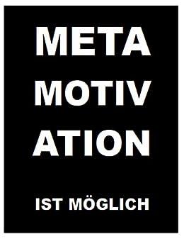 Metamotivation ist möglich: Manifeste und Antiprosa von [De Toys, Tom]
