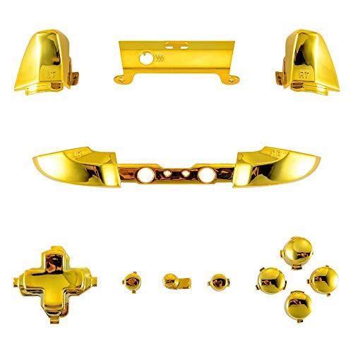 e/Set/Mod Kit Chrom Gold für Xbox® One S & Xbox® One X Controller ()