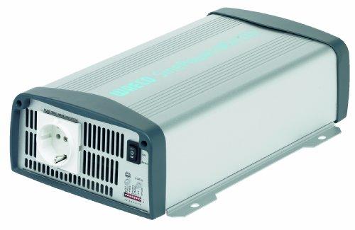Dometic SinePower MSI 1324, Sinus-Wechselrichter,  Auto, LKW Spannungswandler 24 V auf 230 V, Überspannungsschutz, 1300 W, mobile Steckdose