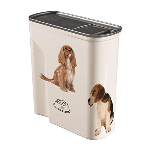 Curver Petlife Conteneur de stockage à sec d'environ 6 L (2,5 kg)