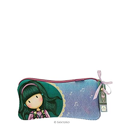Funda Portatodo de Neopreno Gorjuss «Little Song»