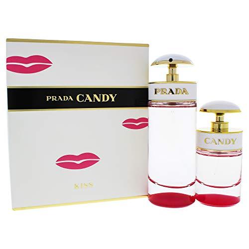 PRADA CANDY KISS Eau de Parfum edp 80ml. + Eau de Parfum 30ml. - Kiss Parfum