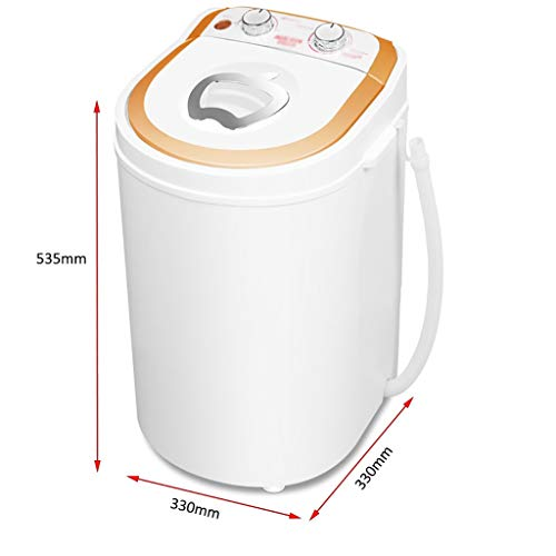 XXYJ Tragbare Waschmaschine und trockner Einzylinder-Waschmaschine, die
