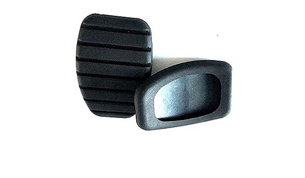 Leoboone Clutch-Freno-Pedal-Rubber-Pad-Renault-Clio-Megane-Laguna-Kango-Scenic-Modus