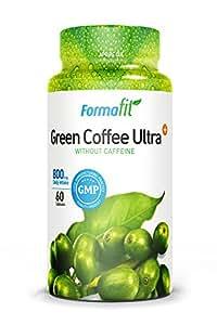 Green Coffee Ultra+ 800mg - 1 Confezione - 60 Capsule
