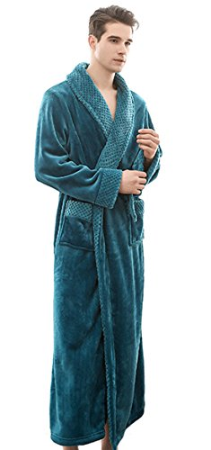 SUIMO - Kimono Invierno Albornoz Unisex Grueso Forro
