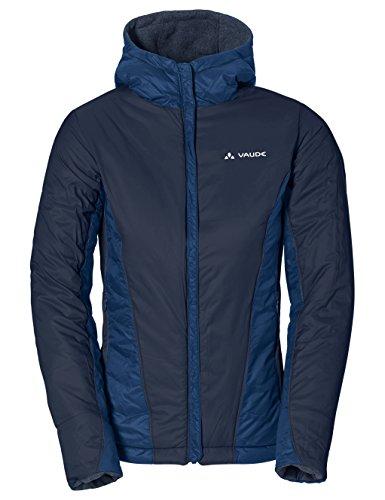 VAUDE rienza veste pour femme padded jacket Bleu - eclipse