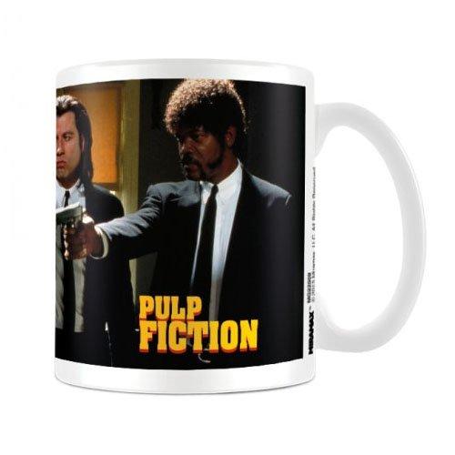 Pulp Fiction Guns Tasse céramique