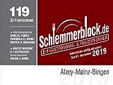Schlemmerblock Alzey-Mainz-Bingen 2019