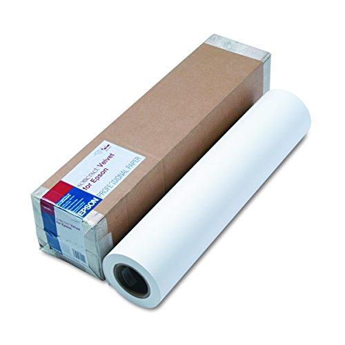 Preisvergleich Produktbild Epson C13S041702 Somerset velvet fine art Paper Inkjet 255g/m2 610x381 mm 1 Rölle
