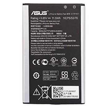 Asus battery for asus zenfone 2 laser ze550kl z00td amazon asus battery for asus zenfone 2 laser ze550kl z00td c11p1501 sp sciox Choice Image
