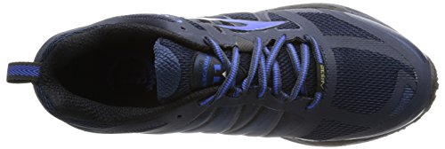 Brooks Cascadia 11 Gtx, Chaussures de Course Homme Multicolore (Dressblues/electricbrooksblue/black)