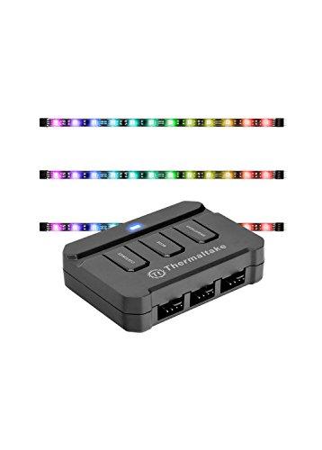 Thermaltake Lumi Color 256C 3-Pack RGB Led