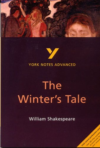 The Winter's Tale: York Notes Advanced