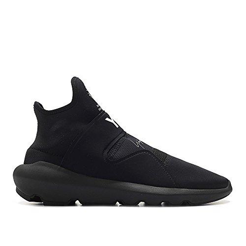 huge selection of 3c81b d1c28 ADIDAS Y-3 YOHJI YAMAMOTO Sneakers Uomo Ac7201 Tessuto Nero