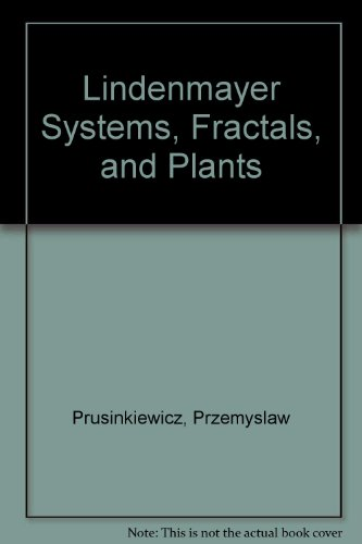 Lindenmayer systems, fractals, and plants