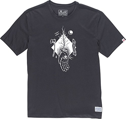 Element Manuel T-Shirt Off_Black