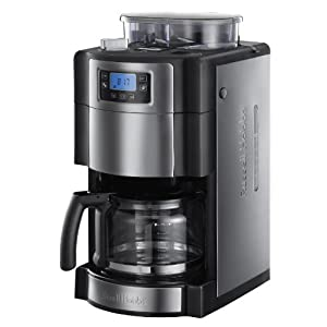 Russell Hobbs 20060-65 Coffee Machine Buckingham-20060-56, Black