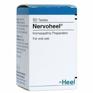 HEEL Nervoheel 50 tablets Relieves Stress