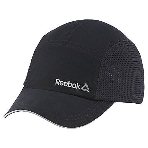Reebok Boys' Os Run Perf Cap, Black/Negro, Medium