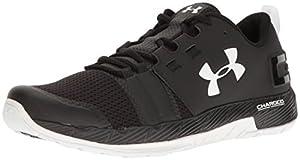Under Armour Men's Commit Training Shoes,Black (Black),7.5 UK(42 EU)