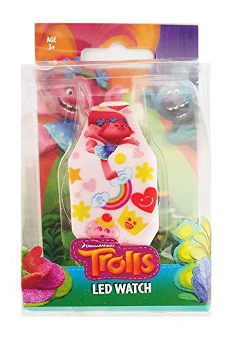 TROLLS W-TR04 LED Blink Reloj