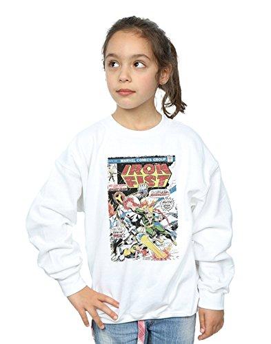 Marvel Girls Iron Fist Ravager Sweatshirt